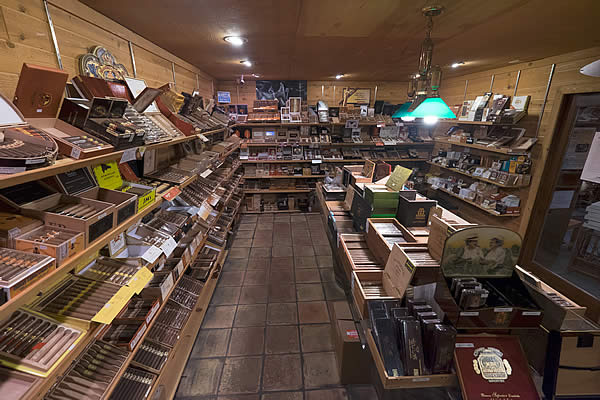 Stroll Our Walk In Humidor
